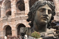 Statue Head (Verona, Italy)