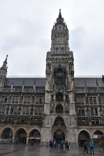 The Munich Glockenspiel (Munich, Germany)
